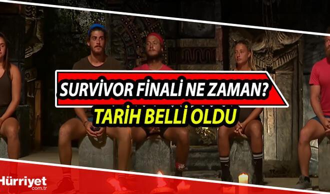 Survivor finali ne zaman, nerede yapılacak? Survivor 2021 ne zaman bitecek? Tarih belli oldu!