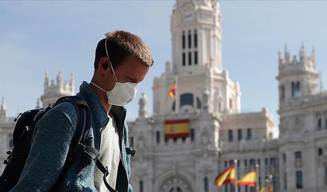 İspanya'da koronavirüs'ten dolayı son 3 günde 37 kişi hayatını kaybetti