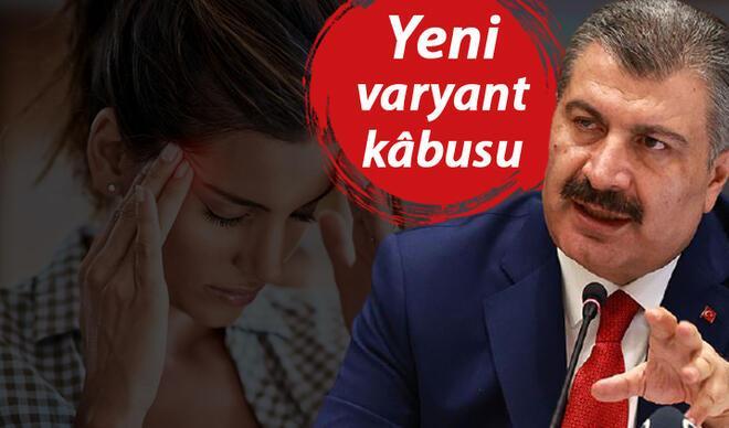 Bakan Koca açıkladı! Türkiye'de kaç kişide görüldü?