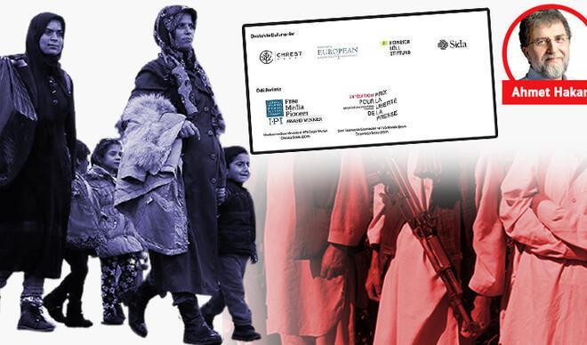 Üç zor konu - Taliban, fonlama, sığınmacılar