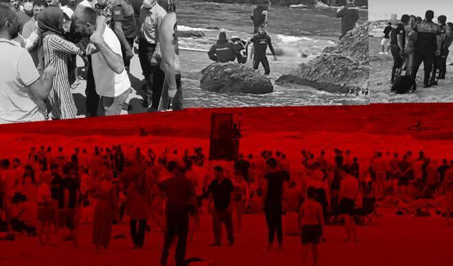 Şile-Kilyos'taki boğulmaların nedeni: RİP