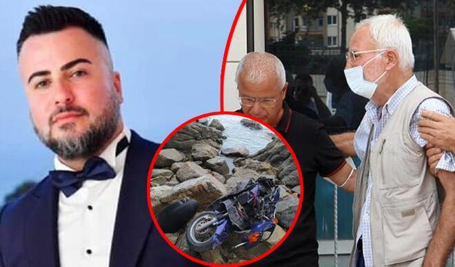 Kahreden an! Oğlunun cenazesini görünce... İş insanı Cengizhan Tutka'nın feci ölümü