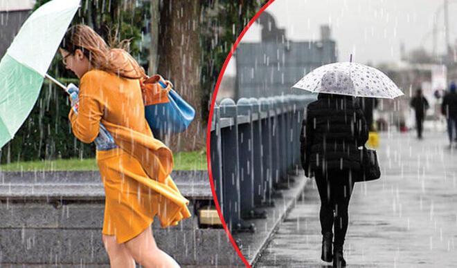 Son dakika hava durumu uyarısı: Şiddetli yağış geliyor! İşte MGM İstanbul, Ankara, İzmir ve il il 27 Temmuz hava durumu raporu