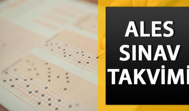 ALES sınavı ve başvuruları ne zaman, hangi tarihte? İşte ALES-2 sınav takvimi
