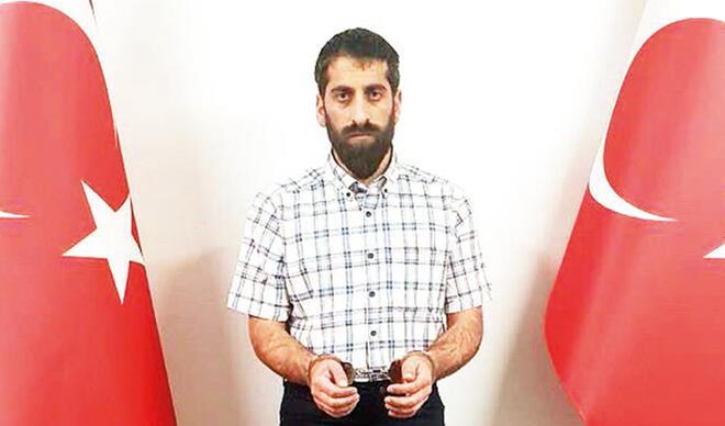 MİT, kırmızı bültenli PKK'lıyı Irak'ta yakaladı