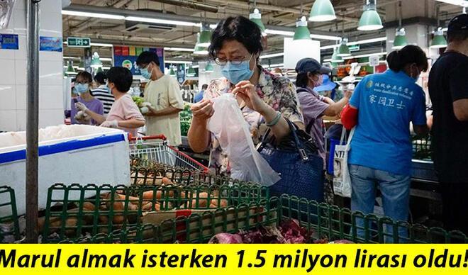 Japonya'da akılalmaz olay: Alışveriş yaparken ayağı kayınca 1.5 milyon lira tazminat kazandı!