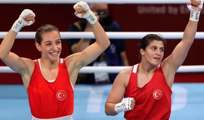 Buse Naz Çakıroğlu ve Busenaz Sürmeneli Olimpiyat final maçları ne zaman? İşte heyecan dolu müsabakaların tarihi