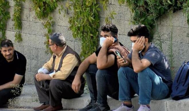 'Sopalı tedavi' ile dehşete düşüren Mala Ali Kürdistani kayıp ama ofisi önünde kuyruk var