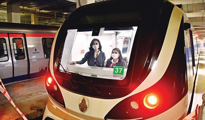 Metro projeleri için 655 milyon Euro'luk yetki