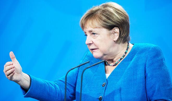 Merkel oyunu mektupla kullanacak
