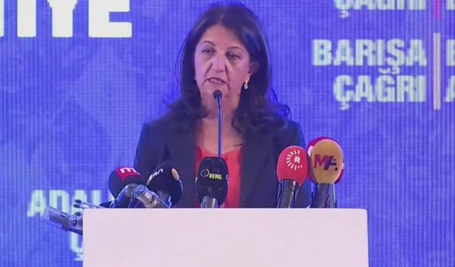 HDP'den ittifak açıklaması: Herhangi bir ittifak içinde yer almayacağız