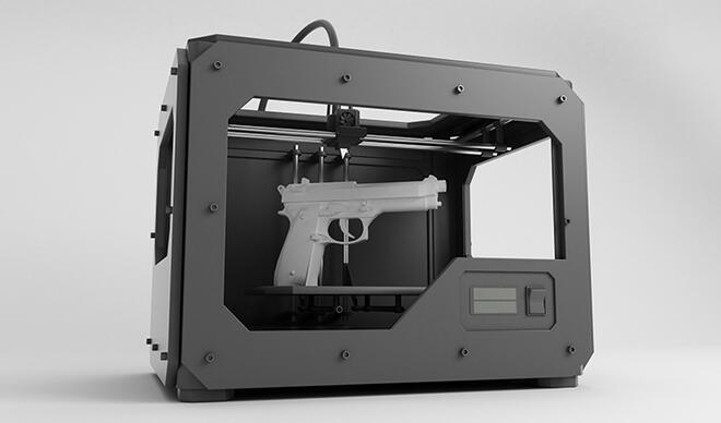 Avrupa'yı '3D silah' korkusu sardı, Hollanda polisi soruşturma başlattı!