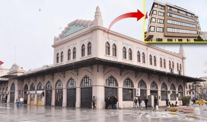 Konservatuvarın bitmeyen bina çilesi: Ünlü binadan plazaya