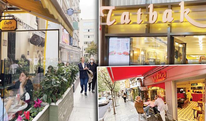 İstanbul'un gözde semtinde en iyi tatların peşinde...