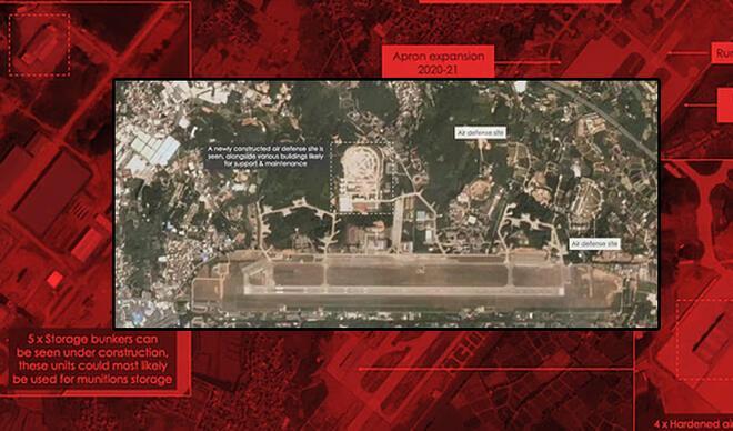 Uydudan görüntülendi... Dünya diken üstünde! Savaşa hazırlanıyorlar