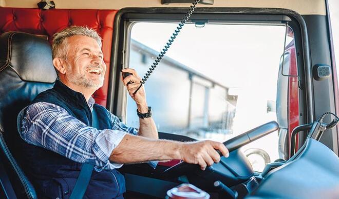 'Avrupa'daki şoför ihtiyacını karşılayabiliriz'