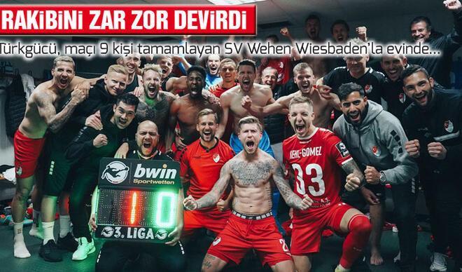 SV Türkgücü Ataspor München güldürmedi!