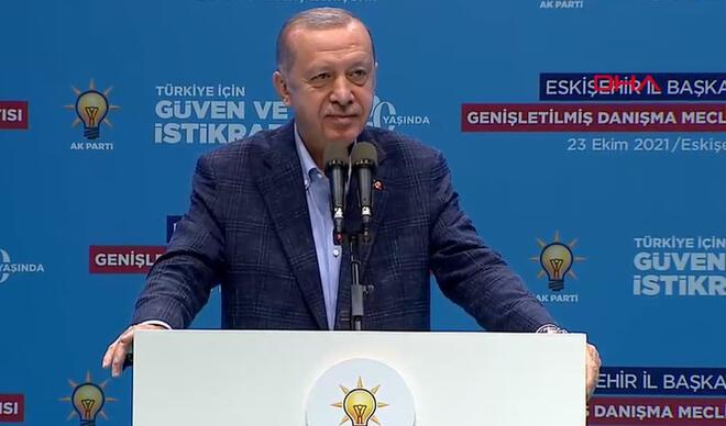 Cumhurbaşkanı Erdoğan'dan Kılıçdaroğlu'nun sözlerine tepki: Sakın ha bu oyuna gelmeyin