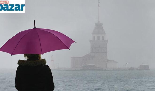 'Yağmurun ne güzel yağdığını düşünmenin tüm sıkıntıları unutturan bir gücü var'