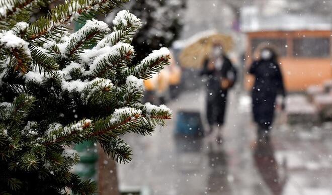 Kar ne zaman yağacak? İşte Meteoroloji'den gelen son bilgiler