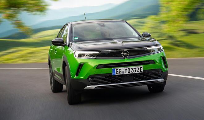 Maskülen, yenilikçi ve güçlü: Opel Mokka
