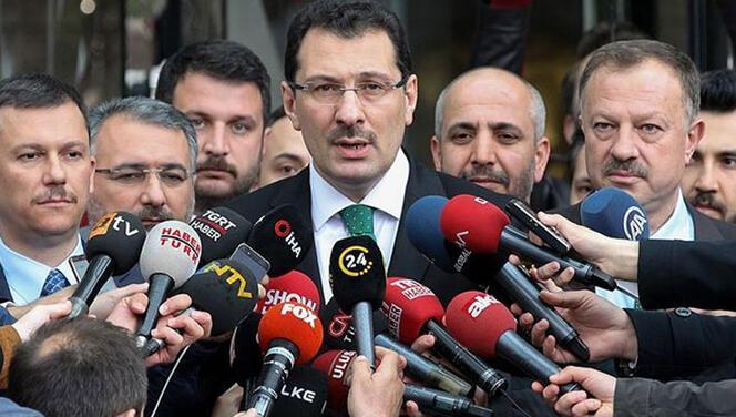 Son dakika... AK Parti'den YSK'ya İstanbul için olağanüstü itiraz başvurusu sonrası ilk açıklama