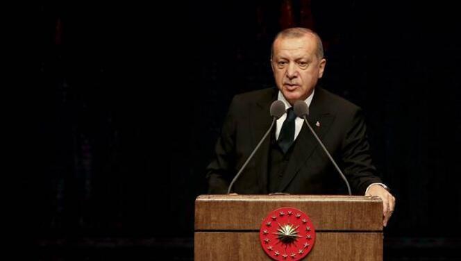 Son dakika... Cumhurbaşkanı Erdoğan: Adayımız Binali Yıldırım