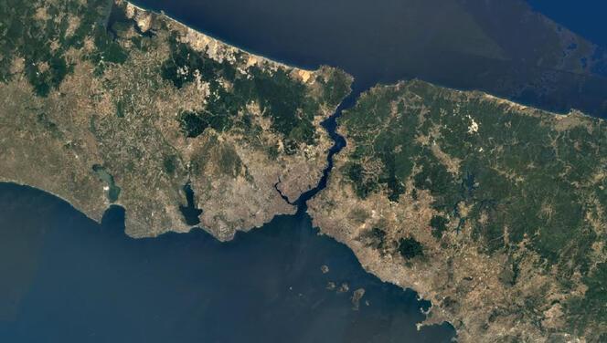 Google'dan şaşırtan İstanbul görüntüleri