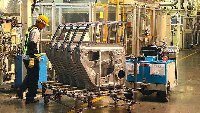 Ocak'ta 109 bin 783 adet otomobil üretildi