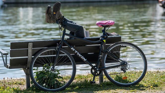 Almanlar salgın döneminde bisiklete yöneldi