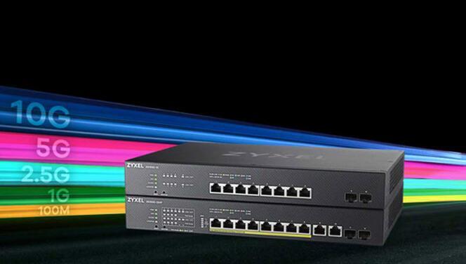 Zyxel'den Multi-Gigabit WiFi 6 destekli Switch