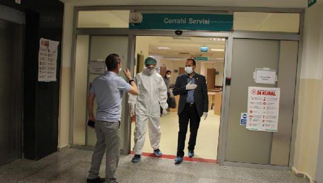 Şemdinli Belediye Başkanı Saklı koronavirüsü yendi