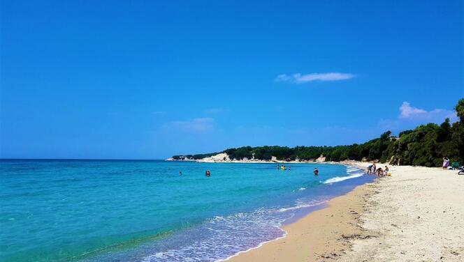 Türkiye'nin el değmemiş saklı güzelliği... Plajı Maldivler'i aratmıyor