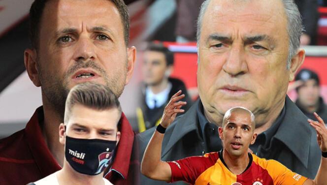 Galatasaray - Trabzonspor maçının şifreleri! Sezonun kaderini belirleyecek derbide sürpriz...