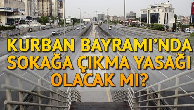 Kurban Bayramı'nda sokağa çıkma yasağı var mı? Bakan Fahrettin Koca ve Prof Dr. Özlü'den açıklama!