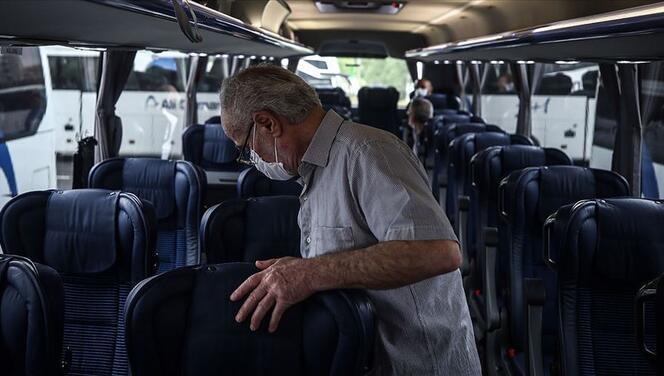 65 yaş üstü seyahat izni nasıl alınır? İşte seyahat izin belgesi alma ekranı