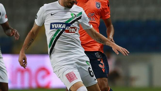 Başakşehir - Denizlispor maçından fotoğraflar