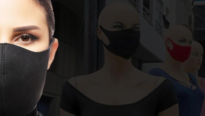 Siyah maske yasak mı? Uzmanlar siyah maske konusunda uyarmıştı