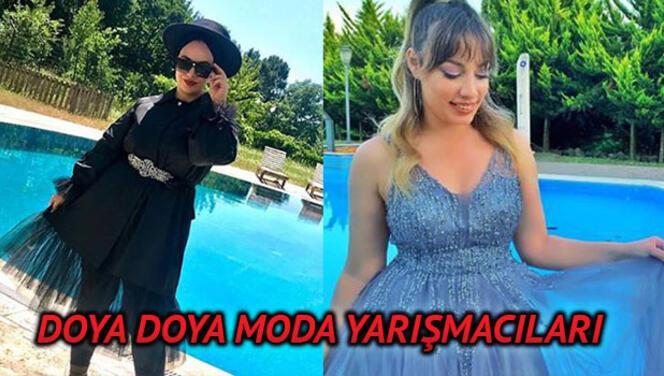 Doya Doya Moda yeni sezon yarışmacıları belli oldu - İşte Doya Doya Moda yeni sezon yarışmacıları