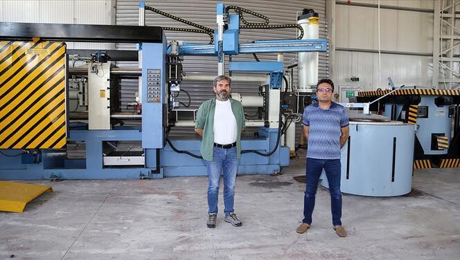 Elektrikli araçların yerli ve milli şarj üniteleri Erzurum'da üretilecek