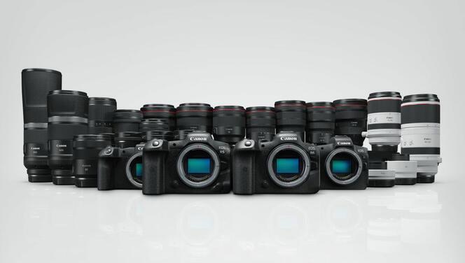 Canon EOS R5 ve EOS R6 tanıtıldı: İşte öne çıkan özellikleri