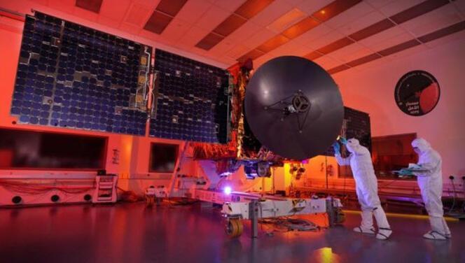Birleşik Arap Emirlikleri Mars'a uydu gönderiyor