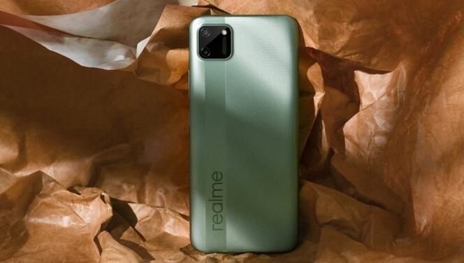 Realme C11: 40 gün batarya ömrü bitmeyen telefon