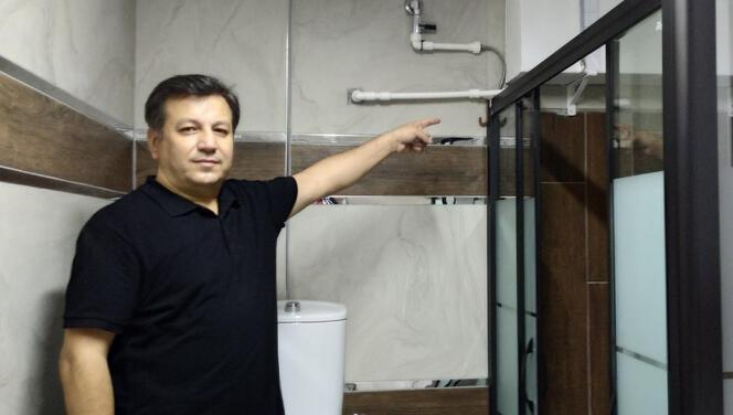 Isınıncaya kadar boşa akan sudan tasarruf ettiren sistem geliştirildi