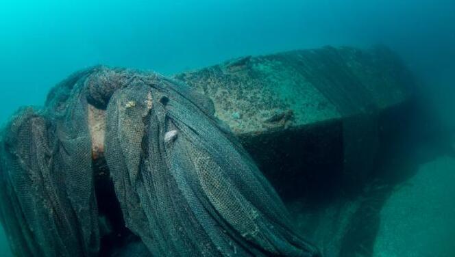 Hitler'in kayıp denizaltısı Sakarya'da görüntülendi