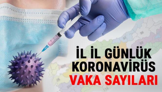 Son Dakika: Koronavirüs (coronavirüs) 20 Ekim 2020 Türkiye tablosu: İllere göre vaka ve ölüm sayısı.. İstanbul ve tüm bölgelerimizde vaka sayıları