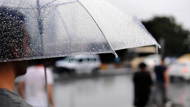 Fırtına ve yağmur uyarısı geldi