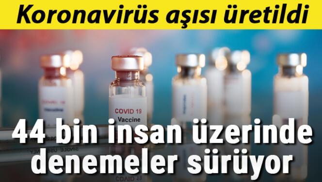 SON DAKİKA HABERİ: Koronavirüs (corona virüsü) aşısı üretildi! Cumhurbaşkanı Erdoğan'dan yerli aşı açıklaması