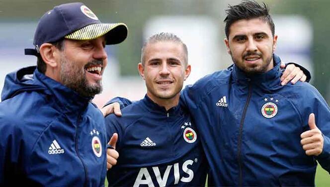 Son Dakika | Fenerbahçe'de idmana damga vuran an! Erol Bulut, Ozan Tufan ve Pelkas...