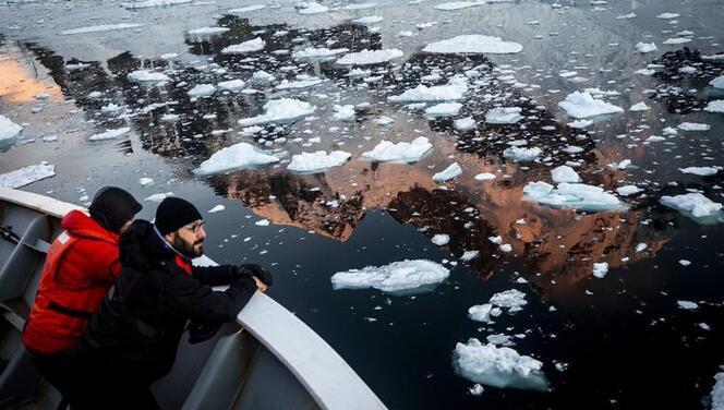 'Kutup araştırmalarında yapılan çalışmalar ülkenin görünürlüğünü artırdı'